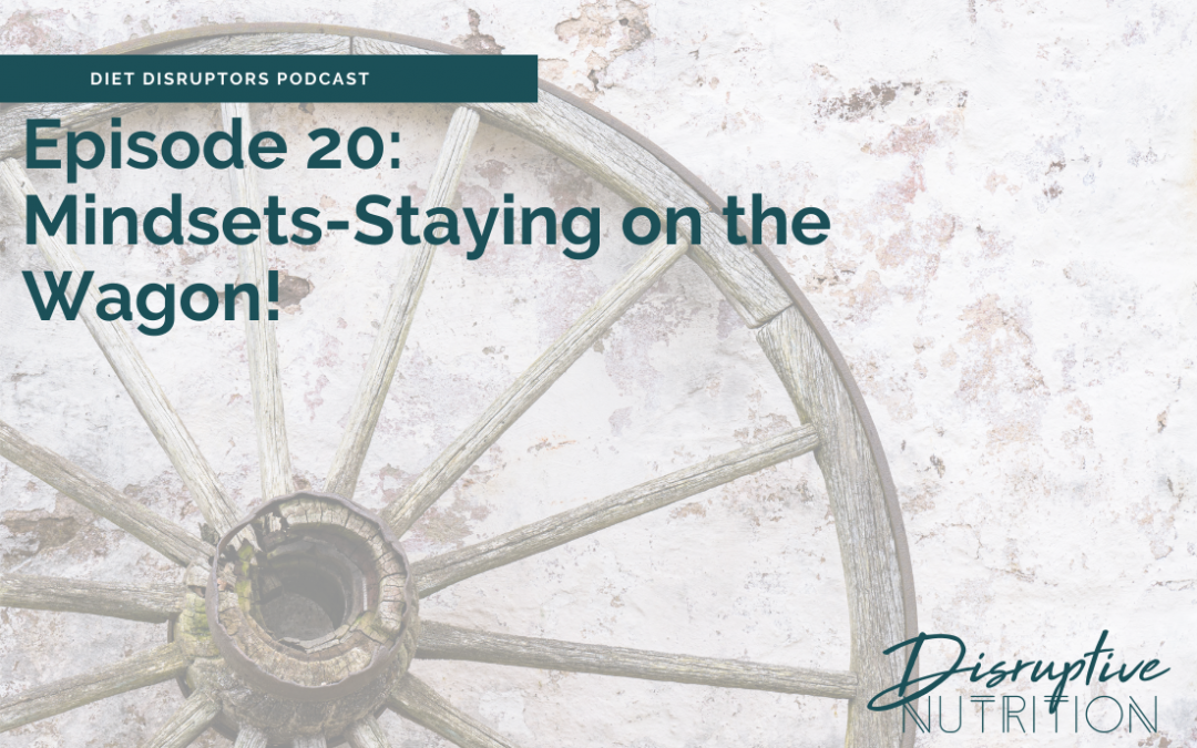 """Episode 20: Falling """"Off the Wagon"""""""