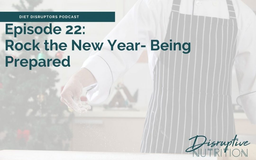 Episode 22: Being Prepared