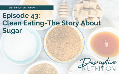 Episode 43: The Story About Sugar